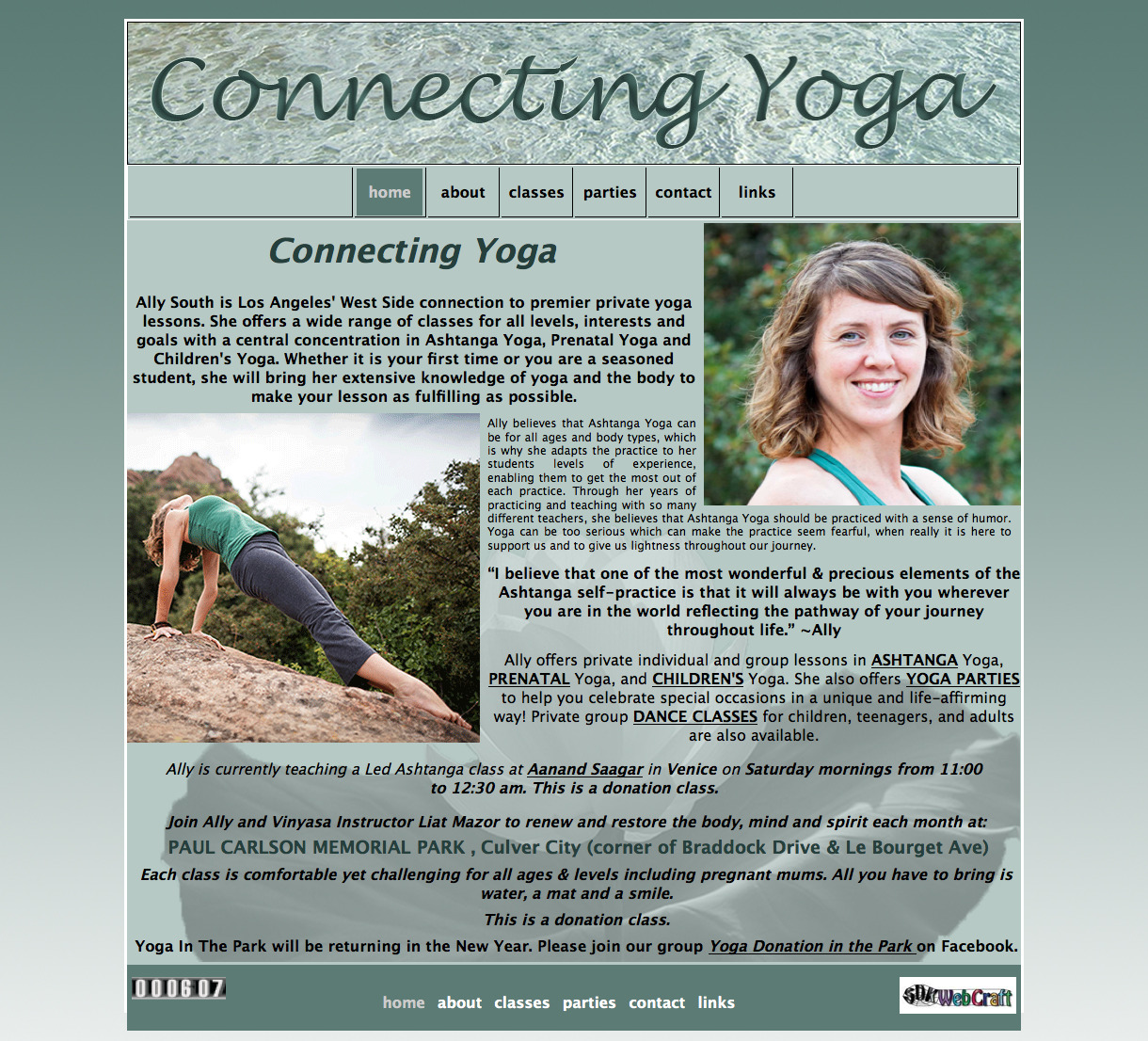 connectingyoga.com